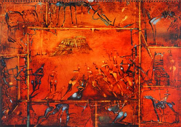 2000 PAVLE kalendar
