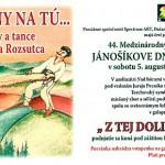 2006 Janosikove dni Terchova Pozvanka