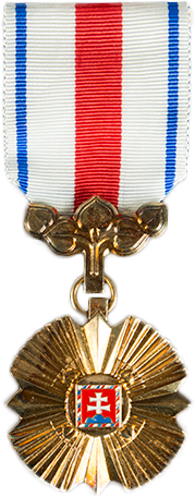 Medal of the President of the Slovak Republic