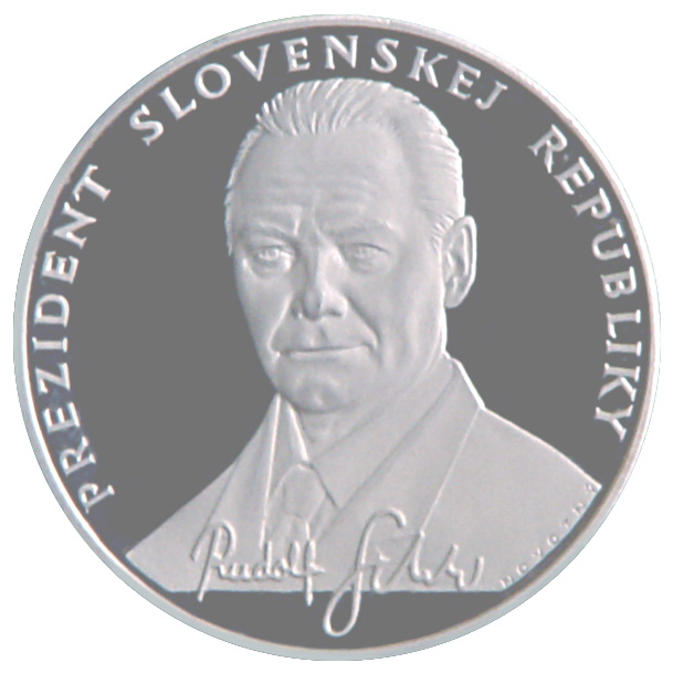 President of the Slovak Republic Silver medal